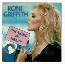 "Roni GRIFFITH Vinyle 45 tours 7"" BREAKING MY HEART - VANGUARD VSD 230007 punki64"