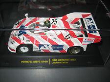 PORSCHE 908/3 TURBO DRM NORISRING 1983 DE FALCON SLOT CARS
