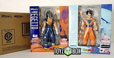 """In STOCK S.H. Figuarts """"Ultimate Son Gohan + Vegetto"""" Dragonball Z Action Figure"""