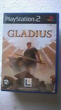 PS2 SONY PLAYSTATION 2 PAL GLADIUS - LUCASARTS -