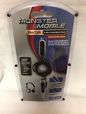 NEW MONSTER MOBILE SONI TALK HANDS FREE MICROPHONE