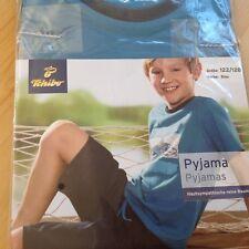 Jungen Shorty Pyjama TCM Tchibo Größe 128 neu OVP