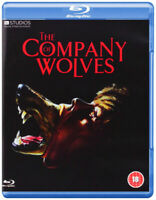 THE COMPANY OF WOLVES [Blu-ray] (1984) Horror Werewolf Movie Angela Lansbury