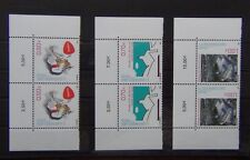 Luxembourg 2007 Cultural Centres set in Pairs MNH