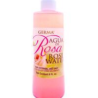 AGUA DE ROSAS Rose Water Flower Water Skin Face Facial toner Cleanser Piel Cara