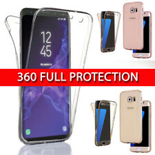 Case for Samsung Galaxy J5 2016 360 Shockproof Protective Silicone TPU Gel Cover