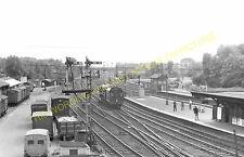 Harringay West Railway Station Photo. Finsbury Park - Hornsey. GNR. (8)