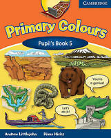 Primary Colours Level 5 Pupil's Book, Littlejohn, Andrew, Hicks, Diana, Very Goo
