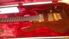 Ibanez s6uc Prestige dark mocha new in case