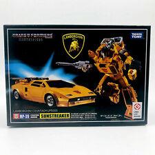 Transformers Takara Tomy Masterpiece MP-39 Sunstreaker Toy Gift New In Box