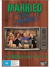 Married With Children Season 1-11 | Complete Series - DVD Region 4 Shippi