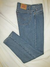 ::>   LEVI'S 550  * NEW *  Mens  RELAXED FIT  Blue Jeans ~ Sz 36 x 34 ~ NWD