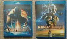 The Mandalorian Season 1 and 2 Blu-ray English Francais Star Wars