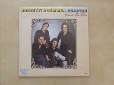 Cozzetti & Gemmill Quartet_Concerto For Padre_LP_Cozgem