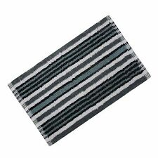 Rectangle Striped Bath Mats
