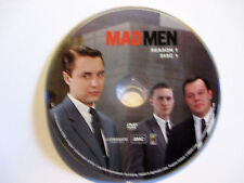 Mad Men First Season 1 Disc 1 Replacement DVD *DISC ONLY*