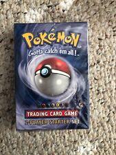 Pokémon Two Player Starter Set 1999 Brand New Sealed