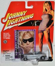 Johnny Lightning VIP Recalled Card Quick's Silver Prowler MOC Pamela Anderson