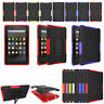 "Hybrid Protective Rugged Hard Case for Amazon Kindle Fire 7"" 2015 5th Generation"