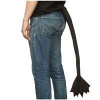 Black Dragon Trainer Toothless Halloween Costume Night Fury Tail Adult/Child