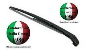 Arm + Bürste Hinten Heckscheibenwischer Opel Astra J 10> Sport Tourer 2010> Sw