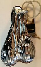 Chrome Toned Truck Nuts Truck Balls Bull Nutz Complete Hangin Kit in CHROME