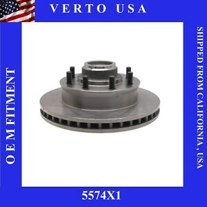 Front Brake Rotor For Chevy C2500, C3500 , GMC C2500, C3500 1989 1990 to 1994