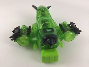 Imaginext DC Super Friends Green Lantern Jet Plane Hero Vehicle 2014 Mattel Toy