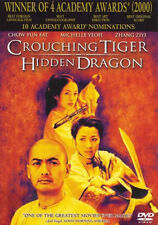 Crouching Tiger, Hidden Dragon (Dvd, 2001) - Disc Only