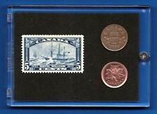 Royal William Steamship  Stamp & Coins Set