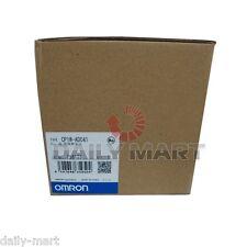OMRON A/D Unit CP1W-AD041 CP1WAD041 Original New in Box NIB Free Ship