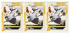 50ct Logan Shaw 2010-11 ITG Heroes Prospects Hockey Rookie RC Lot #186