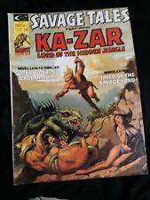 Savage tales Of Ka-zar #11