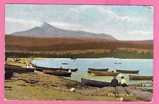 Brodick Bay, Isle of Arran, Bute, Scotland. Dated 1912.