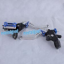 For Honda CB 250 Hornet & VTR250 Brake Clutch Lever Master Cylinder Reservoir