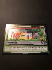Dragon Ball Z CCG Goku's House R13!! Cell Games Redemption Promo!!