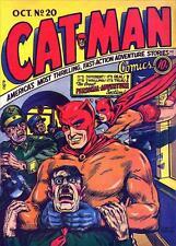 Catman Comics #20 Photocopy Comic Book