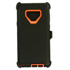 For Samsung Galaxy Note 9 Case Cover W/Screen (Belt Clip Fits Otterbox Defender)