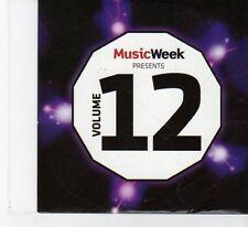 (FR5) Music Week presents Volume 12, 12 tracks various artists - 2011 CD