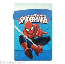 Trapunta Invernale Marvel Spiderman Piumone 180x260cm imbottitura 320 gr/mq
