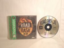Road Rash 3D (Sony PlayStation 1, 1998) complete
