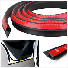 High Qulity Black P-Type 4m Car Truck Door Rubber Sealing Strip Noise Insulation