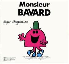 Monsieur Bavard by Roger Hargreaves-ExLibrary