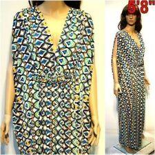 Plus Size Geometric Cocktail Dresses for Women