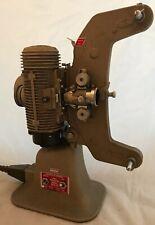 Lovely Vintage Bell & Howell 606H 8mm Cine Film Projector, Solid Metal Body