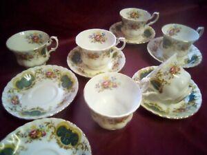 Royal Albert Berkeley Espresso Cup And Saucer