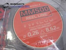 MONOFILO BULOX MM500 REEL LINE 500mt 0,26mm 8,62kg - FIL55