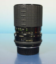 Sigma zoom 3.5-4.5/35-105mm multi coated lens lente para Contax/Yashica -42543