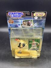 Greg Maddux Atlanta Braves Starting Lineup Elite MLB Lot2052 Combine Shipping