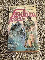 Donald A. Wollheim, George Ernsberger / Avon Fantasy Reader First Edition 1969